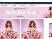 Amazon Gewinnspiel Vanessa Mai Konzert Tickets und Reise 2017