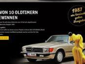 Futterhaus Gewinnspiel Auto 10 Oldtimer 2017