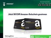Hagnaven Gewinnspiel Amazon Gutscheine 2017