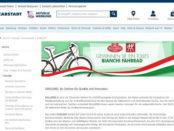 Karstadt Gewinnspiel Bianchi Fahrrad 2017