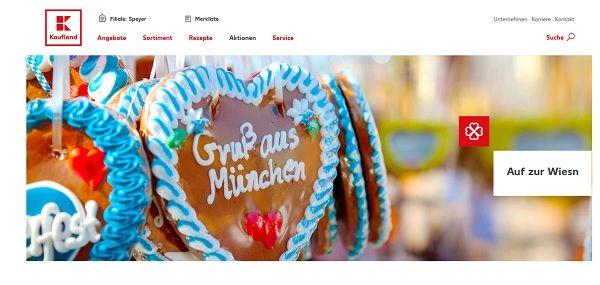Kaufland Gewinnspiel Oktoberfest Reise 2017