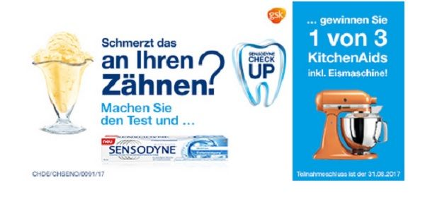 Sensodyne.De/Kitchenaid