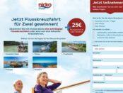 Nicko Cruises Flusskreuzfahrt Gewinnspiel 2017