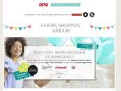 Otto Gewinnspiel 1 Million Euro Geld gewinnen 2017