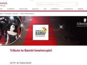 Rossmann Gewinnspiel Tribute to Bambi 2017