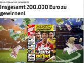 Sport Bild Gewinnspiel 200.000 euro