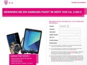 Telekom Samsung Gewinnspiel 2017