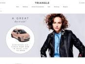 Triangle Gewinnspiel Fiat 500 2017