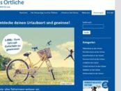 dasoertliche Ostsee App Gewinnspiel Fahrrad Gutschein 2017