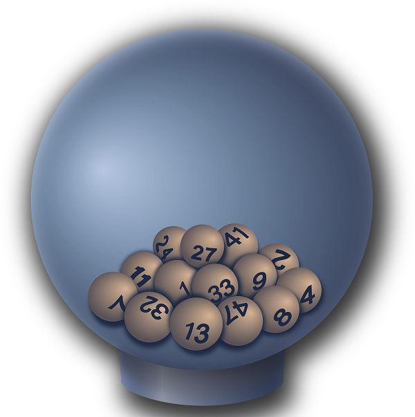 Abbildung 2: Lottospielen ist rein statistisch betrachtet eine absolute Geldverschwendung. Die Gewinnchancen sind minimal.