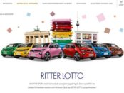 ritter Sport Gewinnspiel BMW i3 2017