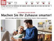 Bild.de Gewinnspiel Bosch Smart Home Pakete 2017