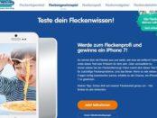 Dr Beckmann Gewinnspiel Apple iPhone 7 Fleckenwelt