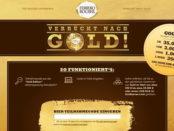 Ferrero Rocher Gold Gewinnspiel 2017