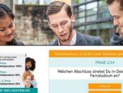 IUBH Fernstudium Gewinnspiel Vollstipendium 2017