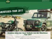 Jever Harley Davidson und Mercedes G-Klasse Gewinnspiel 2017