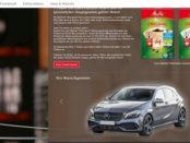 Melitta Gewinnspiel Mercedes A-Klasse 2017