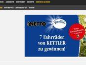 Netto Gewinnspiel Landliebe 7 Kettler Fahrräder 2017