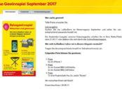 Netto Gewinnspiel Reise Magazin Apple iPhone 7