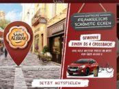 Saint Albrey Auto Gewinnspiel Citroen DS 4 Crossback