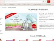 Weltbild Gewinnspiel Dr. Oetker SMEG 2017