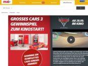 real Gewinnspiel Cars 3 Kinderzimmer 2017