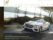 Bambi Leserwahl Mercedes E-Cabrio Gewinnspiel 2017