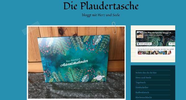 Bio-Saatgut Adventskalender Gewinnspiel die Plaudertasche 2017