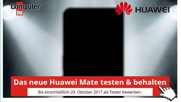Computer Bild Gewinnspiel Huawei Mate 2017