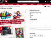 EMP Gewinnspiel Nintendo Switch 2017