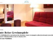 Gute Reise Gewinnspiel Kurzurlaub Saalbach-Hinterglemm