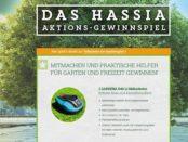 Hassia Gewinnspiel Gardena Mähroboter 2017