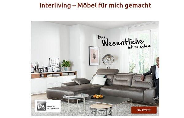 Interliving Möbel Gewinnspiel Samsung Fernseher 2017