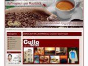 Kaffee Gullo Gewinnspiel Urlaub gewinnen