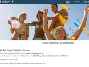 Mein Robinson Reise Gewinnspiel TUI Gutscheine 2017