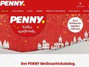Penny Weihnachtskatalog Gewinnspiel 2017