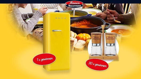 Smeg Kühlschrank Vw : Smeg kühlschrank gewinnspiel sonnen bassermann