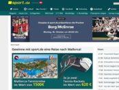 Sport1 Mallorca Reise Gewinnspiel