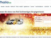 Thalia Gewinnspiel VW T-Roc 2017