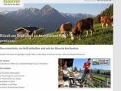 Tiscover Gewinnspiel Bauernhof Urlaub 2017