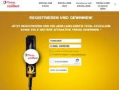 Total Tankstellen Gewinnspiel 1 Jahr kostenlos tanken 2017