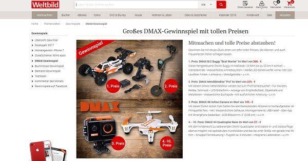 Dmax De Adventskalender