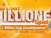 expert Millionen Gewinnspiel 2017