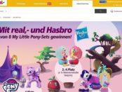 real Gewinnspiel Hasbro My Little Pony 2017