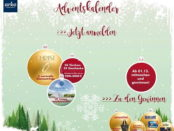 Arko Adventskalender Gewinnspiel 2017 Diamantringe