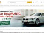 Bader Versand Gewinnspiel 3er BMW2017