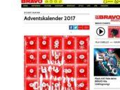 Bravo Advenstkalender Gewinnspiel 2017