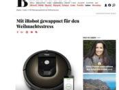 Brigitte Gewinnspiel iRobot Staubsauger 2017