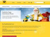 Deutsche Post Weihnachtsgewinnspiel 2017