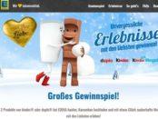EDEKA Weihnachtserlebnisse Gewinnspiel 2017